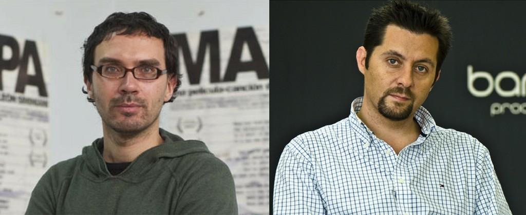Ramón Campos y Elías León Siminiani