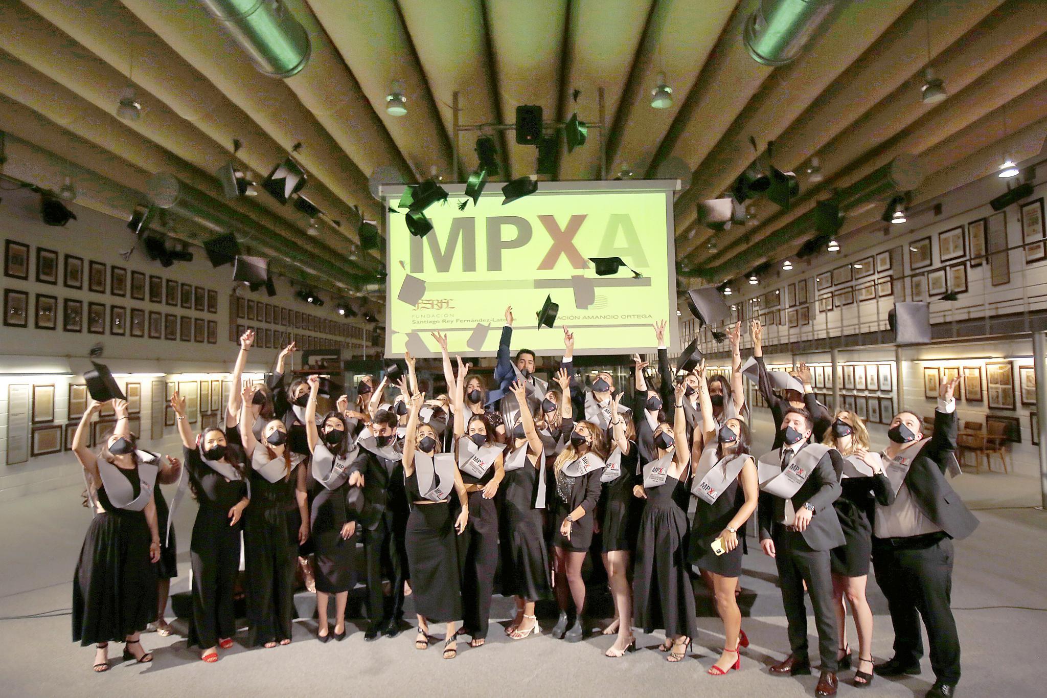 Vídeo de graduación de la promoción 20-21 del MPXA
